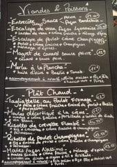 Menu Le nassimus - Les viandes, poissons et plats chauds