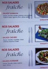 Menu Lotophage - Salades