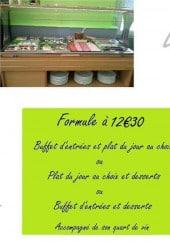 Menu La Fine Cravache - La formule et menu