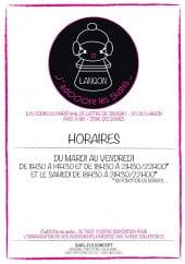 Menu J'Adooore Les Sushis - Carte et menu J'Adooore Les Sushis Langon