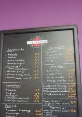 Menu Kebab la medina - Exemple de menu