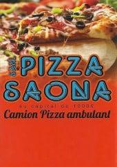 Menu Pizza saona - Carte et menu Pizzasaona Pessac
