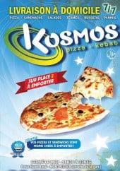 Menu Kosmos - carte et menu Kosmos Pizza montpellier