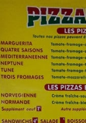 Menu Pizza Tov - pizzas, pizzas blanches