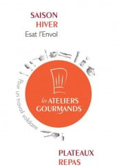 Menu Ateliers Gourmands - Carte et menu Ateliers Gourmands Castelnau le Lez