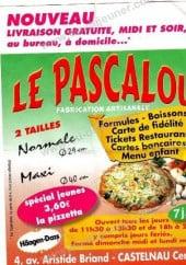 Menu Le Pascalou - carte et menu le Pascalou Castelnau