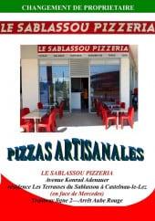 Menu Le Sablassou pizzeria - Carte et menu Le Sablassou Castelnau le Lez