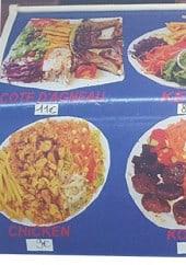 Menu Istanbul kebab - Les assiettes, formules et sandwiches