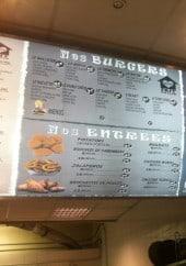 Menu My Pizza & Co - Les burgers, entrées...