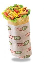Menu Pita pit - La pita mixte