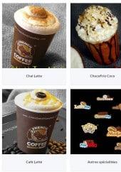 Menu French Coffee Shop - Les spécialités suite