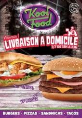 Menu Kool food - Carte et menu Kool food Bourgoin Jallieu
