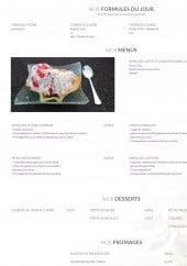 Menu Au Mandrin - Les formules, les menus, les desserts ...