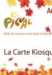 Menu Picual - Carte et menu de Picual Saint Martin d'Heres