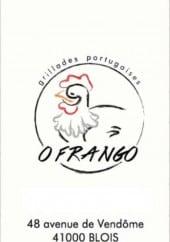 Menu O Frango - Carte et menu O Frango Blois