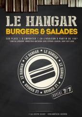 Menu Le Hangar - Carte et menu Le Hangar Andrezieux Boutheon