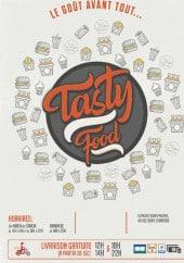 Menu Tasty Food - Carte et menu Tasty Food Saint Chamond