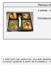 Menu Le Chemin De Table - Les plateaux tradition