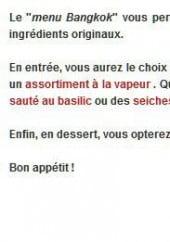 Menu orléans mandarin page 1