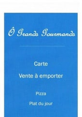 Menu Ô Grands Gourmands - Carte et menu Ô Grands Gourmands Saint Denis Catus