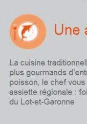 "Menu Le Moulin - L""assiette gourmande"