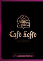 Menu Café Leffe - Carte et menu Café Leffe à Cholet