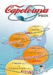 Menu Capelouna Pizza - carte et menu Capelouna Pizza Saint Lô