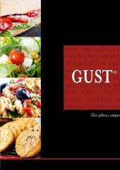 Menu Gust - Carte et menu Gust Chalons en Champagne
