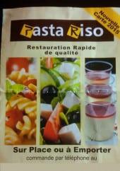 Menu Pasta-Riso - Carte et menu Pasta-Riso chalons en champagne