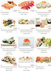 Menu Au Soleil d'Asie - Les menus spécialistes