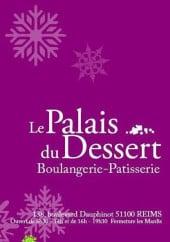 Menu Le Palais du Dessert - Carte et menu Le Palais du Dessert Reims