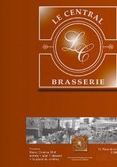Menu Le Central - Carte et menu Le Central à Epernay