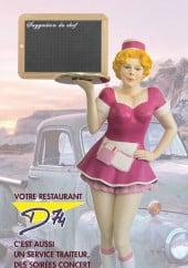 Menu D74 - Carte et menu D74 Langres