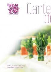 Menu Code Cuisine - carte et menu Code Cuisine Longwy