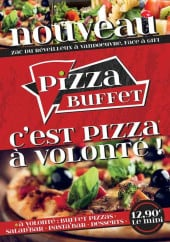 pizza buffet vandoeuvre les nancy carte menu et photos. Black Bedroom Furniture Sets. Home Design Ideas