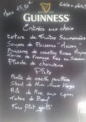 Menu Le relais de la perriere - Le menu à 15,5€