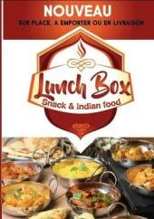 Menu Lunchbox - Carte et menu Lunchbox Metz