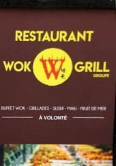 Menu Wok Grill - carte et menu Wok Grill Thionville