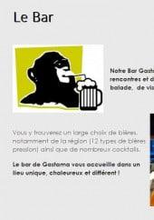Menu Gastama - Les boissons