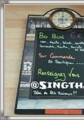 Menu Singthai - Exemple de menu