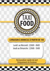 Menu TaxiFood - Carte et menu TaxiFood Lille