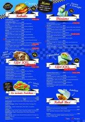 Kebab, durums, kebab box ...