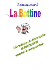 Menu La Bottine - Carte et menu La Bottine Dunkerque
