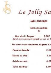 Menu Le Jolly Sailor - Les entrées