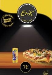 Menu En'K - Carte et menu En'K Villeneuve d'Ascq