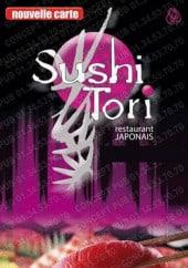 Menu Sushi Tori - Carte et menu Sushi Tori Beauvais