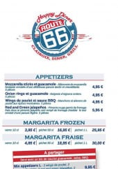 Menu Happy Diner - Carte et menu Happy Diner Clairoix