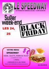 Menu Le Speedway - Carte et menu Le Speedway Alencon