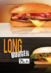 Menu Yasmine Snack & Burgers - Les burgers