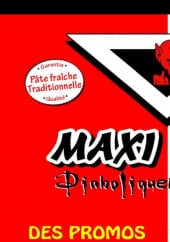 Menu Maxi Pizz - Carte et menu Maxi Pizz Auchel